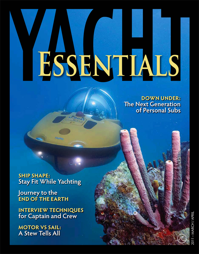 Yacht Essentials Magazine